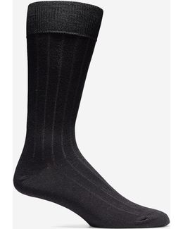 10x1 Rib Sock