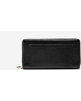Loralie Continental Wallet