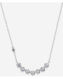 Cz Multi Necklace