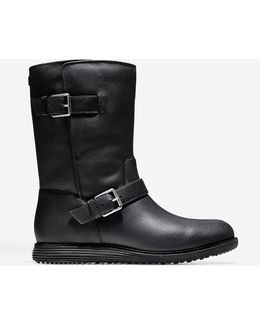 Moto Grand Waterproof Boot