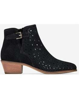 Willette Perforated Bootie (45mm)