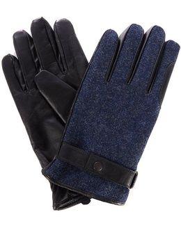 Acomb Tweed Glove