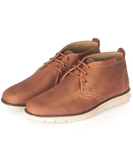 Bowlam Lace-up Chukka Boots