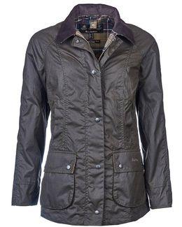 Classic Beadnell Ladies Wax Jacket (aw16)