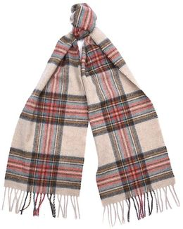Country Check Scarf