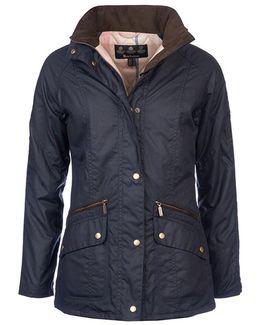 Crossrail Ladies Wax Jacket