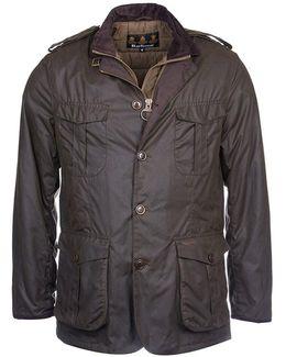 Dock Mens Wax Jacket