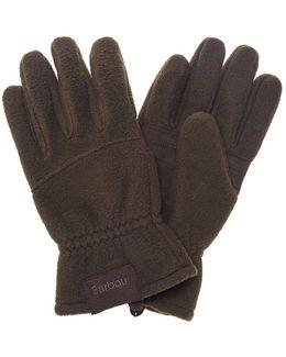 Fleece Mens Country Glove