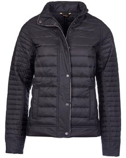 Mull Ladies Quilt Jacket