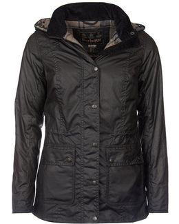 Orkney Ladies Wax Jacket