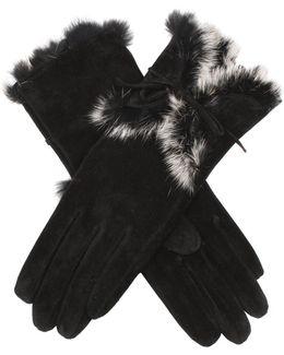 Orla Pigsuede Ladies Glove