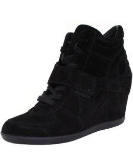 Bowie Ladies Wedge Boot