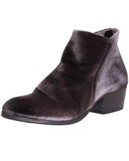 Apisi Velvet Ladies Boot