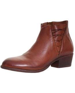 Ikat Drum Dye Ladies Boot
