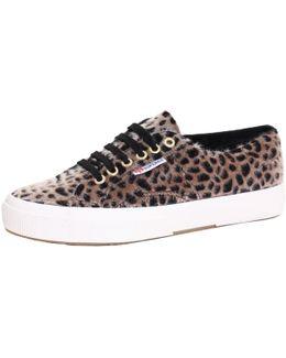 2750 Leopard Horse W Ladies Shoe