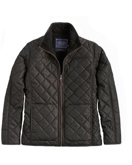 Retreat Textured Quilted Mens Jacket (w)