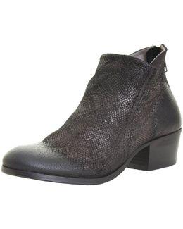 Apisi Calf Metallic Womens Boot
