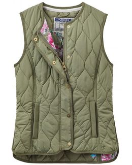 Jinty Ladies Gilet (w)