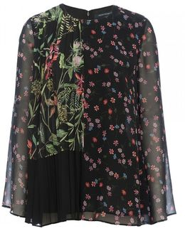 Bluhm Botero Floral Top