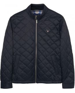 The Quilted Windcheater Mens Jacket (ss17)