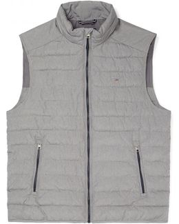 The Summer Cloud Mens Gilet