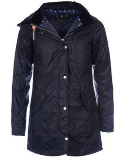 Kelp Wax Womens Jacket