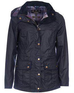 Aeonium Womens Wax Jacket