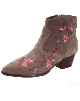Heidi Baby Womens Ankle Boots