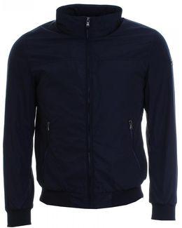 London Nylon Mens Blouson Jacket