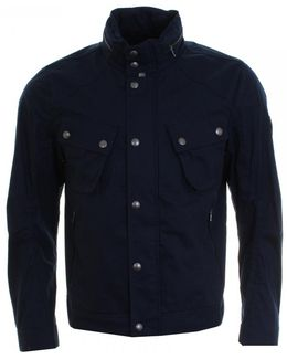 London Four Pocket Velospeed Mens Jacket