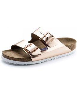 Arizona Leather Womens Sandal