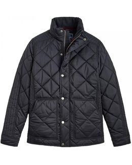 Fairview Quilted Mens Jacket (x)
