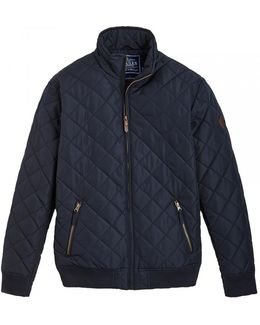 Hanbury Quilted Bomber Mens Jacket (x)