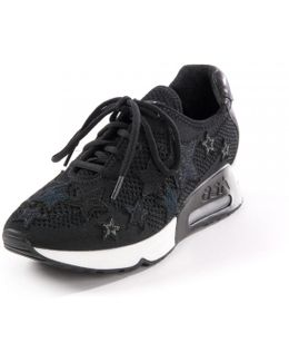 Lucky Star Knit Womens Trainers