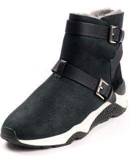 Mochi Alaska Womens Boots