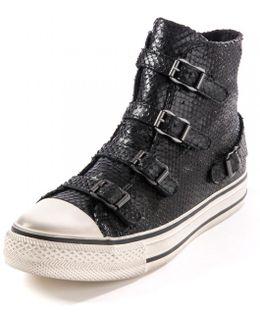 Virgin Almeria Womens Wedge Boots