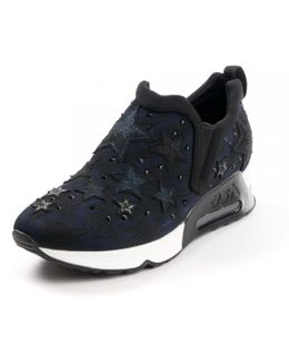 Lifting Star Knit Womens Trainers