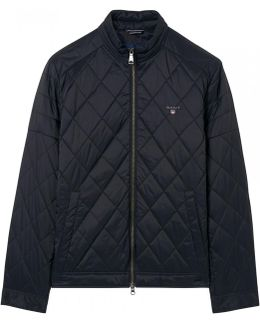 The Quilted Windcheater Mens Jacket (aw17)