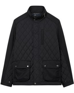 The Field Quilt Mens Jacket (aw17)