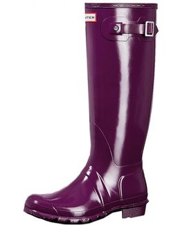 Original Tall Gloss Ladies Wellington