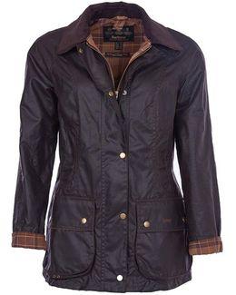 Beadnell Ladies Wax Jacket