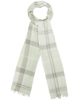 Summer Dress Tartan Ladies Wrap