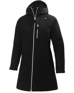 Long Belfast Ladies Winter Jacket