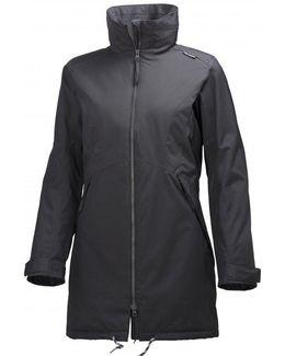 Laurel Long Insulated Ladies Raincoat