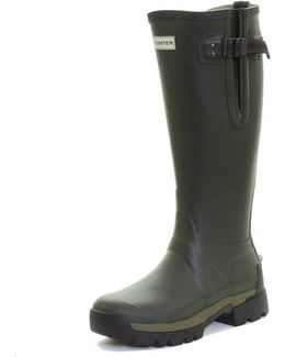 Balmoral 2 Adjustable Neoprene Ladies Wellingtons