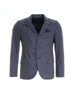 The Herringbone Mens Blazer