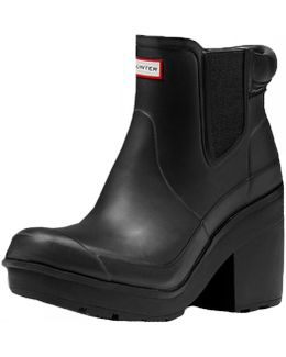 Original Block Heel Ladies Chelsea Boot