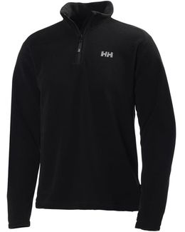 Daybreaker Mens Half Zip Fleece