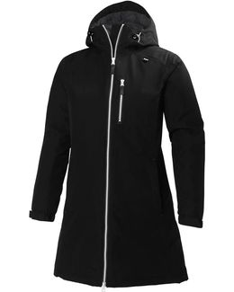 Long Belfast Winter Ladies Jacket