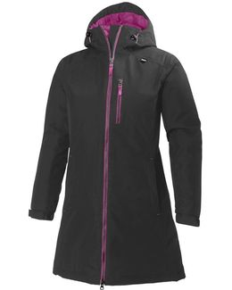 Long Belfast Winter Ladies Jacket
